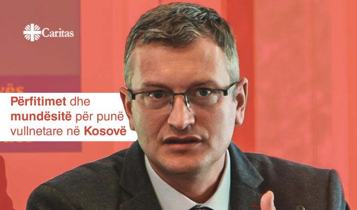 Përfitimet dhe mundësitë për punë vullnetare në Kosovë