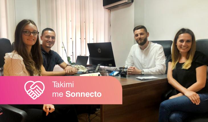 Puna në kompaninë Sonnecto dhe avantazhet e saj