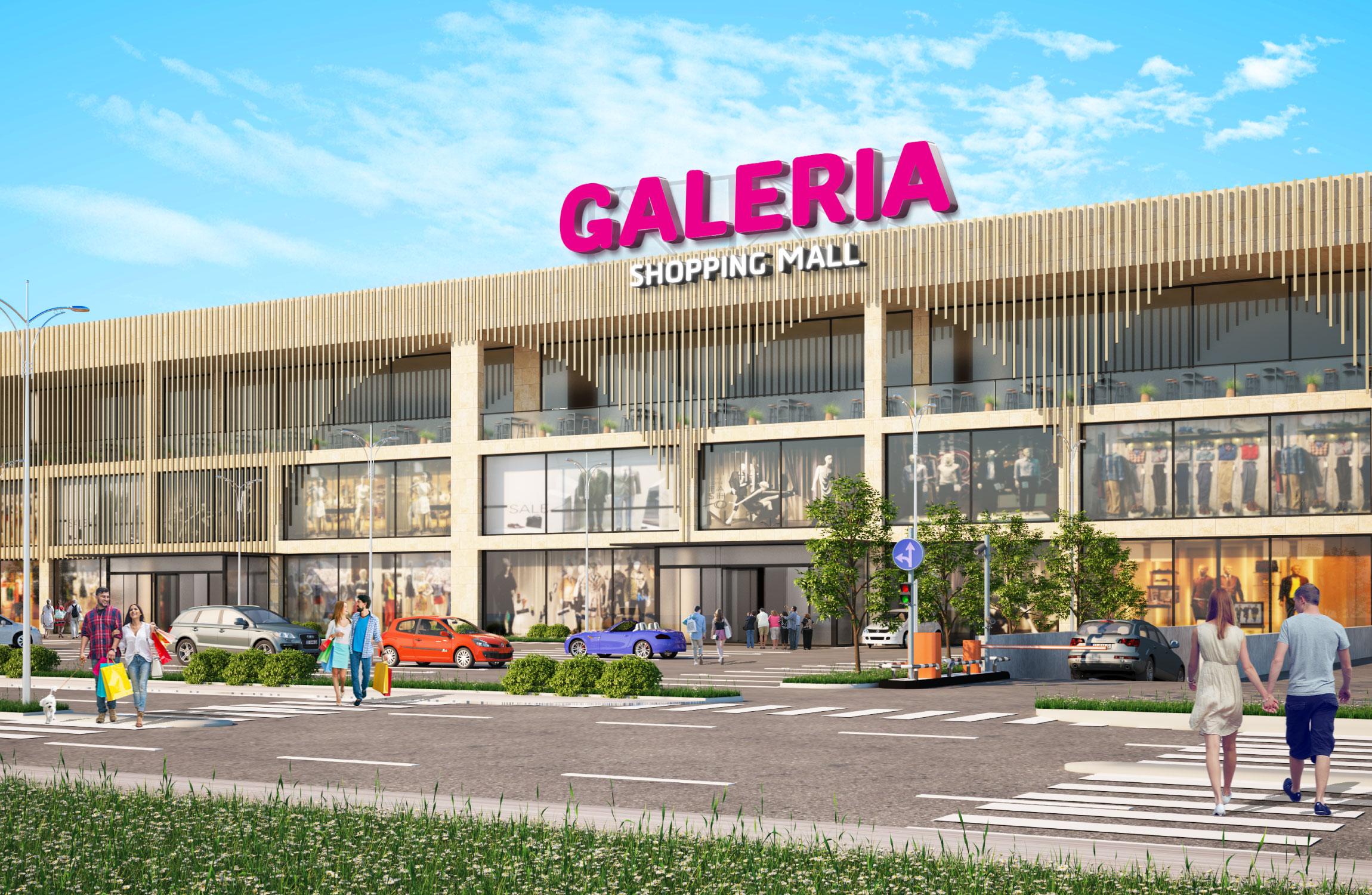Galeria Shopping Mall, qendra më e re tregtare shpallë vende të lira pune