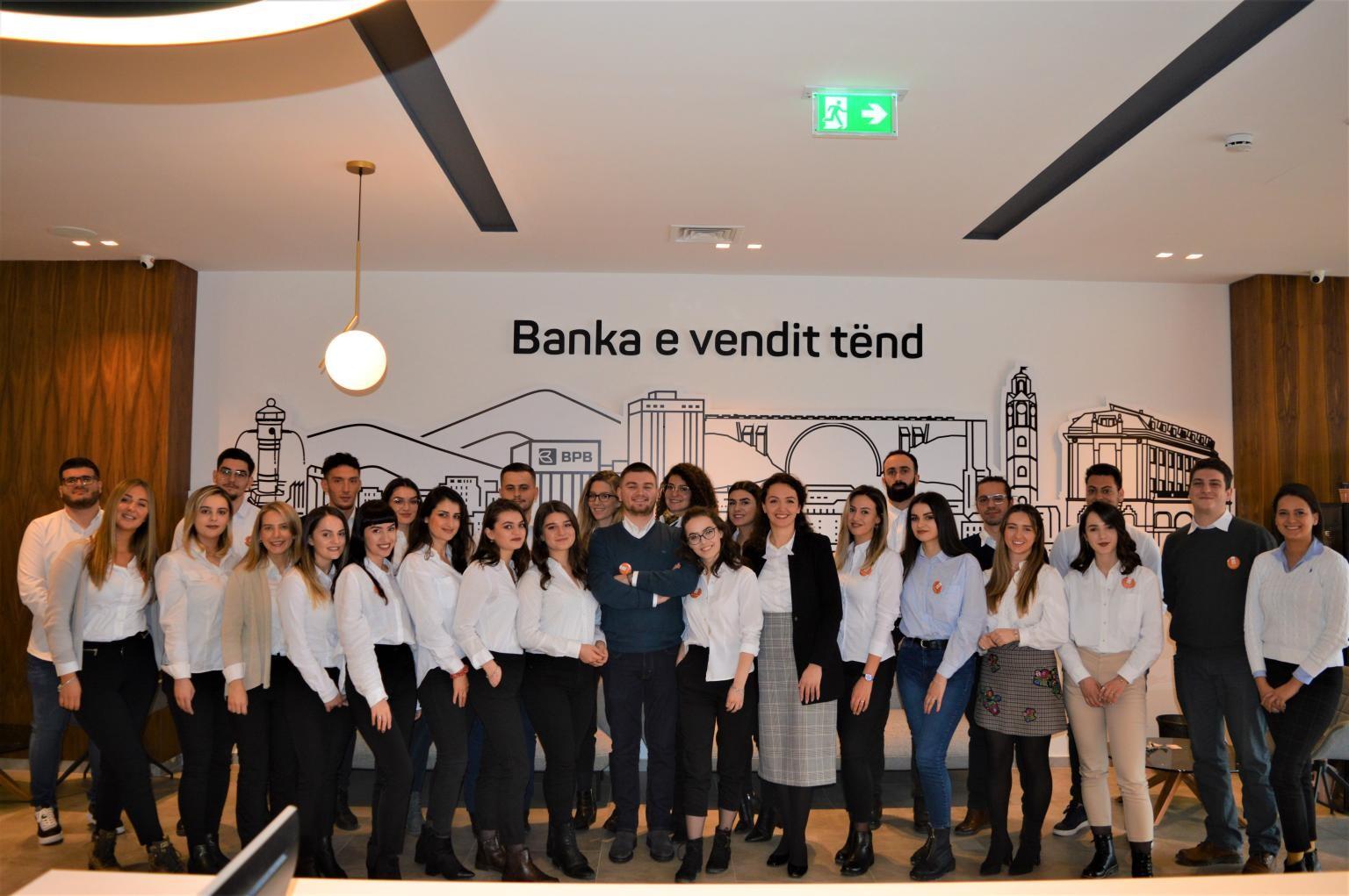 Programi BPB Junior / Banka Për Biznes